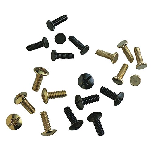 Fixture Screws - Westinghouse Lighting 7701600 Twenty Assorted Screws
