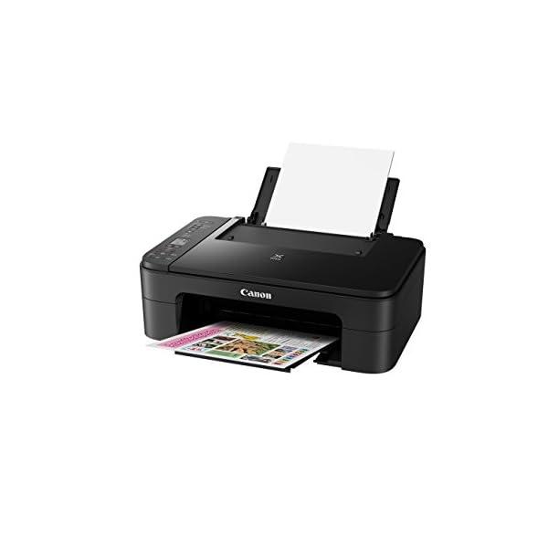 Impresora Multifuncional Canon PIXMA TS3150 Negra Wifi de inyección de tinta 12