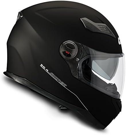 XL GIVI Casco Moto Integral 50.4B Sniper negro mate