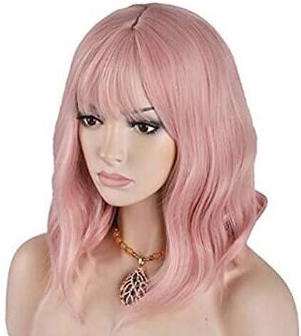 DER Curly Corn-Hot Wavy Cabello Set En Wig Color de la Imagen ...