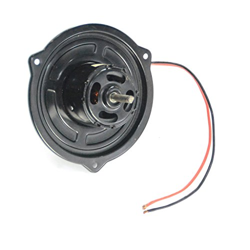 (VIOJI 1pc Rear HVAC AC Heater Blower Motor Fit 02-06 Cadillac Escalade 01-06 Chevrolet Tahoe GMC Yukon 00 (Except 5.7L Models) 02-06 Cadillac Escalade EXT)