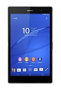 SONY XPERIA Z3 TABLET COMPACT 16GB (BLACK) SGP621GB FACTORY UNLOCKED 4G/LTE + WI-FI TABLET International Version No Warranty