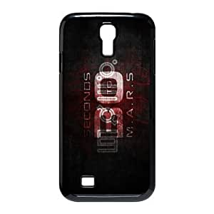 Rock Band 30 Seconds To Mars Samsung Galaxy Note2 N7100/N7102 Thirty Seconds to Mars Cases Cover Black Red WANGJING JINDA