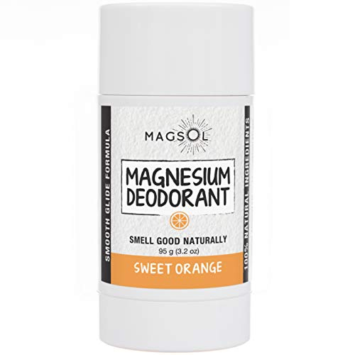 Sweet Orange Light Magnesium Deodorant product image