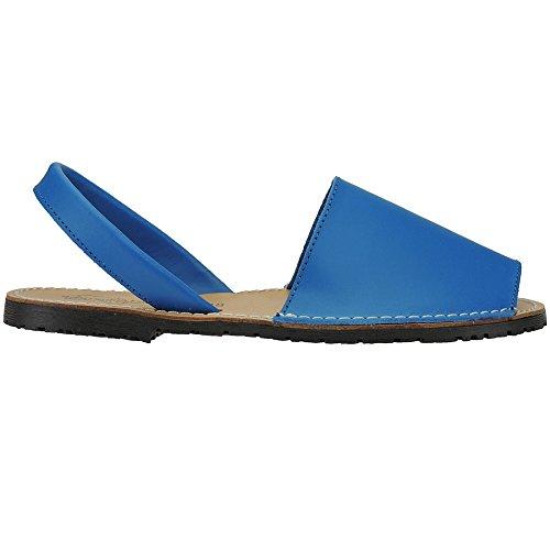 Femme Tongs Pour Gros Calzados bleu Romero q64wtxWAU