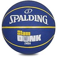 Spalding Slamdunk NBA Basketball (Blue)
