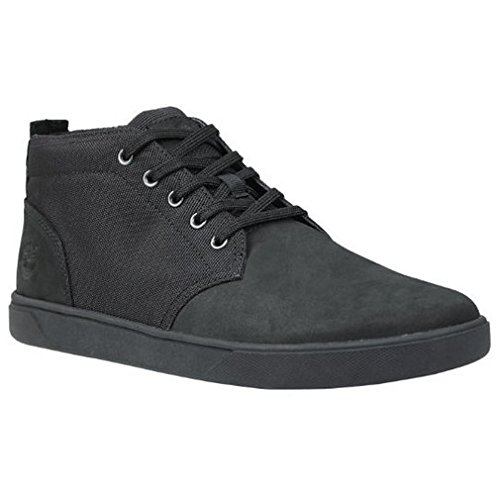 Timberland Men's Groveton CH Fashion Sneaker,Black Nubuck,10 M US from Timberland