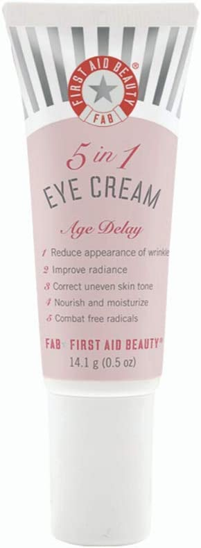 First Aid Beauty 5-IN-1 Eye Cream