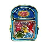 Backpack - Yo Gabba Gabba - Muno Brobee Foofa Large Bag