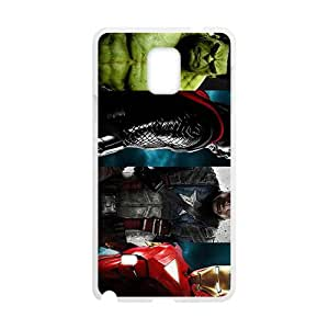 BYEB The Avengers Fashion Comstom Plastic case cover For Samsung Galaxy Note4