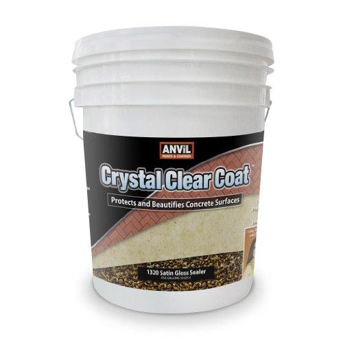Anvil Crystal Acrylic Interior Exterior