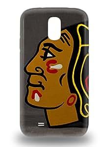 Galaxy S4 NHL Chicago Blackhawks Logo Tpu Silicone Gel 3D PC Case Cover. Fits Galaxy S4 ( Custom Picture iPhone 6, iPhone 6 PLUS, iPhone 5, iPhone 5S, iPhone 5C, iPhone 4, iPhone 4S,Galaxy S6,Galaxy S5,Galaxy S4,Galaxy S3,Note 3,iPad Mini-Mini 2,iPad Air )