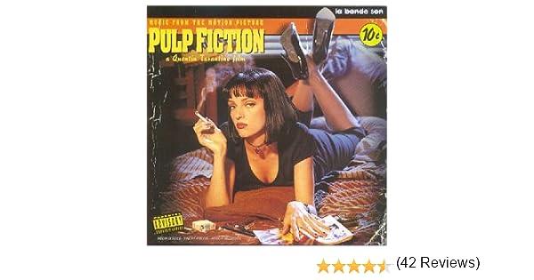 Pulp Fiction : Original Soundtrack: Amazon.es: Música