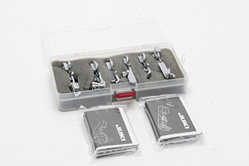 Juki deluxe Foot Kit for MO-600 and MO-700 series Sergers| 3