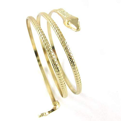 Peter Alan Inc Metal Snake Armband]()