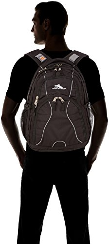 High Sierra Swerve Backpack, Black by High Sierra (Image #7)
