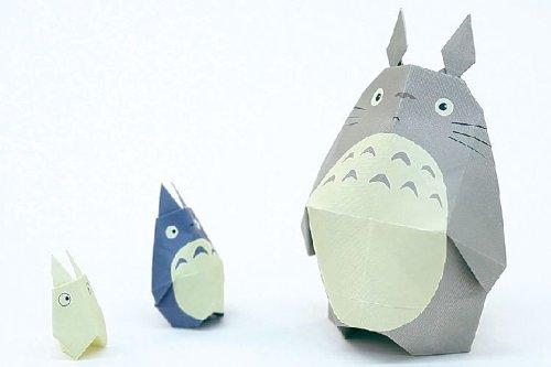 ハート 折り紙 折り紙 トトロ 立体 : amazon.co.jp