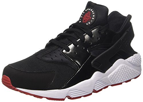 Nike Men's Air Huarache Exclusive Flint Spin Fabric Trainer Shoes