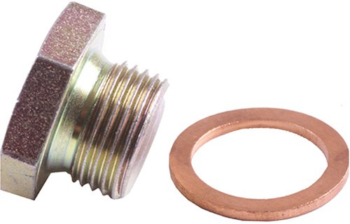 Beck Arnley 016-0121 Oil Drain - Volvo 242 Engine