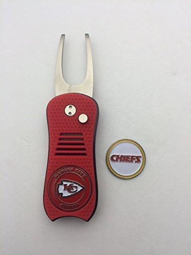 e48cad175 Amazon.com   Kansas City Chiefs Switchfix Divot Tool
