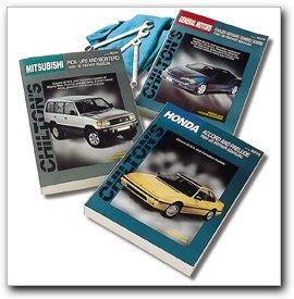 Dodge Ram 50, D50, and Arrow, 1979-93 (Chilton Total Car Care Series Manuals)