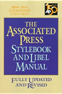 Download stylebook and libel manual 2000 (associated press stylebook ….