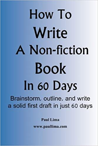 How to write non fiction book