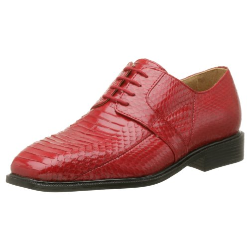 Giorgio Brutini Men's Slaton Oxford, Red, 9.5 M US