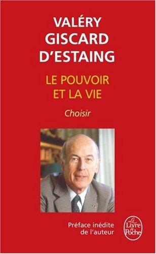 Le Pouvoir Et La Vie T03 Choisir (Ldp Litterature)