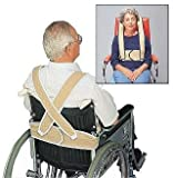 Posey 3656XL Torso Support for Geriatric Chair, XL