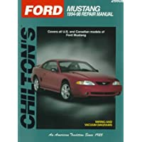 Amazon best sellers best automotive industry ford mustang 1994 98 chiltons total car care repair manual fandeluxe Choice Image