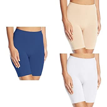 Vassarette Womens Comfortably Smooth Slip Short Panty 12674