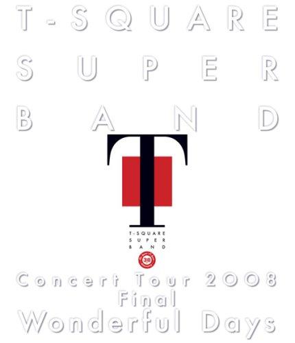 CONCERT TOUR 2008 FINAL WONDERFUL DAYS(BLU-RAY)