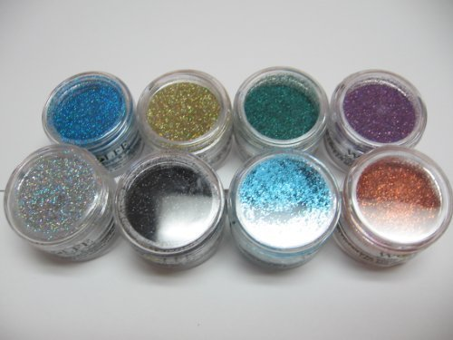 Wolfe 8 Color Glitter Pack