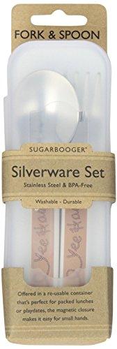 Sugarbooger Silverware Set, Yee Haw by Sugar Booger by Ore Originals