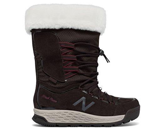 (ニューバランス) New Balance 靴?シューズ レディースウォーキング Fresh Foam 1000 Boot Brown with Sedona ブラウン US 7.5 (24.5cm)