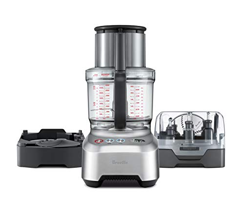 Breville BFP820BAL Sous Chef Peel and Dice, 16 Cup, (Best Breville Food Mixer)