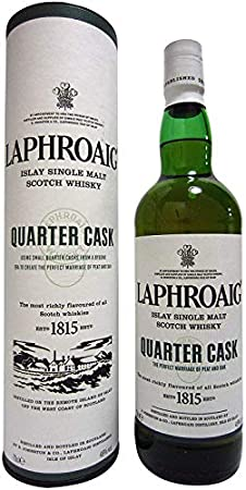 Laphroaig - Quarter Cask 0,7 L Whisky