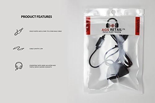 Câble audio de remplacement compatible avec - Actualités des Jeux Videos