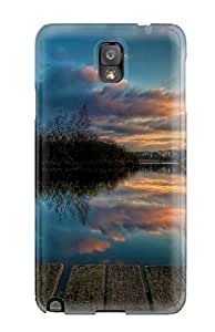 Forever Collectibles Quiet Time At The Dock Hard Snap-on Galaxy Note 3 Case