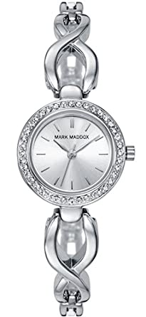 Image Unavailable. Image not available for. Color: RELOJ MARK MADDOX MF0006-87 Mujer