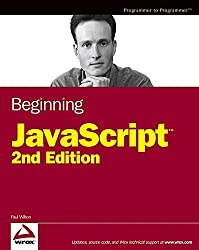 Beginning JavaScript (Programmer to Programmer)