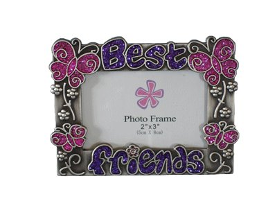 Best friend photo frame: Amazon.co.uk: Kitchen & Home