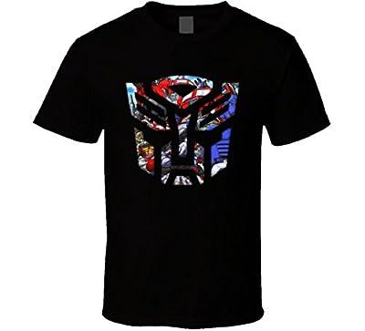 T-Shirt Bandit Transformers Cool Logo T Shirt