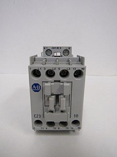 ALLEN-BRADLEY IEC 100-C23EJ10 STANDARD CONTACTOR 23 AMP 24VDC by Allen-Bradley (Image #2)
