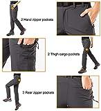 MIER Women's Quick Dry Cargo Pants Lightweight