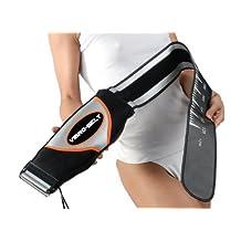 Beautyko ET0004 EverTone Women's Vibro Pro Vibrating Abdominal Belt (Black, One Size Fits All)