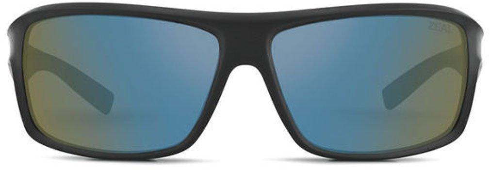 Zeal Optics Range Polarized Sunglasses - Black Frame with Bluebird HT Lens by Zeal (Image #1)