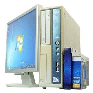 人気激安 中古デスクトップパソコン NEC MY18X Celeron 1.8GHz RAM1024MB HDD80GB DVD-ROM Celeron 1.8GHz B0057KEGL2 17型液晶 Windows7 B0057KEGL2, 子供のズボン屋:16de2b0a --- arbimovel.dominiotemporario.com