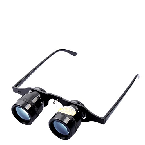 Nadalan Portable High Definition Glasses Fishing Ultralight Hand Free Binoculars Telescope for Outdoor Hunting Bird/Watching/Sightseeing Concerts For Sale